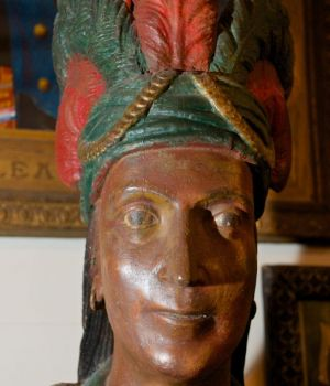 Antique Indian 064A