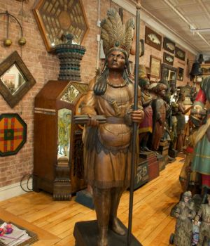 Antique Indian 094A