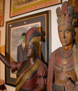 Antique Indian 068A