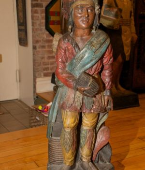 Antique Indian 086A