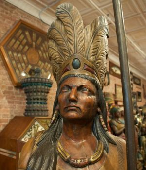 Antique Indian 095A