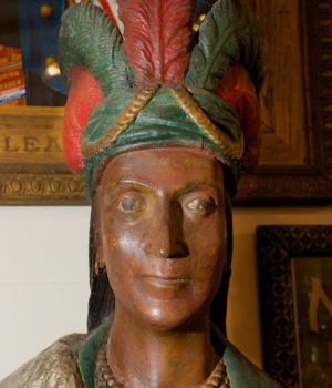 Antique Indian 065A